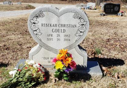 A CLOSER LOOK: the murder mystery of Rebekah Gould