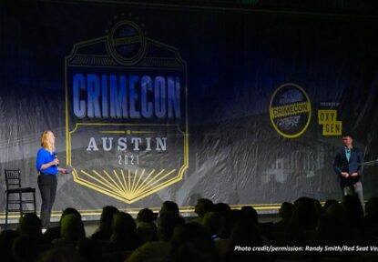 Presenting the Rebekah Gould murder Case at CrimeCon 2021