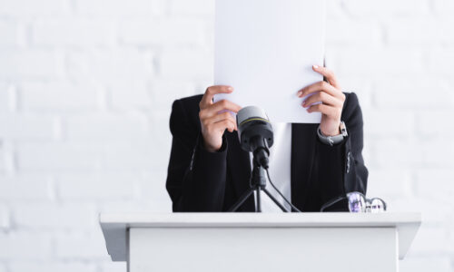 Public Speaking for the Criminal Justice Professional